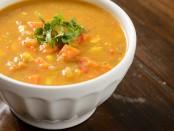 Corn and Sweet Potato Soup Recipe