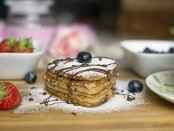Valentine's Day Pancakes Recipe